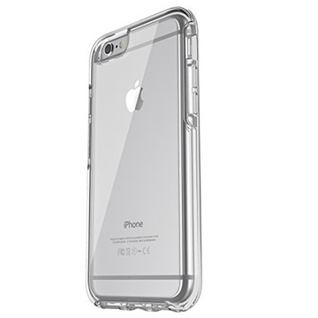 Apple IPhone 6/6s Clear Crystal Cover