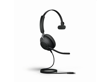 Jabra Evolve2 40 USB-C, MS Mono
